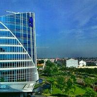 Photo taken at Universitas Multimedia Nusantara by Ferdinand S. on 10/2/2012