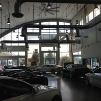 Photo taken at Classic Audi by Carl B. on 10/10/2012