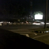 Photo taken at Gerbang Tol Pasteur by hendra b. on 11/11/2012