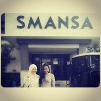 Photo taken at SMA Negeri 1 Bandung by Fahira N. on 12/25/2013