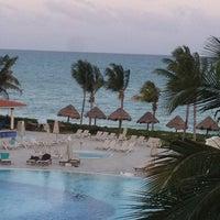 Photo taken at Secrets Capri Riviera Cancun by Melissa M. on 4/15/2013