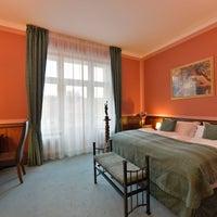 Photo taken at Hotel Haštal Prague Old Town by Hotel Haštal Prague Old Town on 1/15/2016