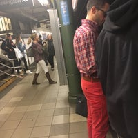 Photo taken at MTA Subway - 77th St (6) by iChhann on 11/2/2016