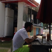 Photo taken at El Primo Taco Truck by Ceci G. on 6/30/2014
