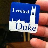 Photo taken at Duke Undergraduate Admissions by Lori B. on 10/20/2012
