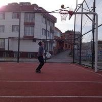 Photo taken at Basket Sahasi by Nilgün M. on 3/23/2014