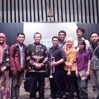 Photo taken at Taman Budaya Jawa Tengah by Elisabet W. on 1/19/2014