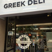 Photo taken at Greek Deli & Catering by Kourtney Y. on 8/5/2015