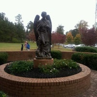 Photo taken at St. Michael the Archangel by Brandon T. on 10/28/2012