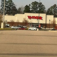 Photo taken at T.J. Maxx by Cheri C. on 12/20/2012