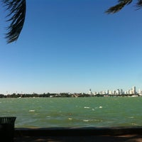 Photo taken at Dog Park for The Waverly & The Flamingo by Luofei D. on 10/27/2012