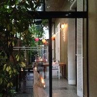 Photo taken at Cocina Sunae by maria e. on 1/18/2014