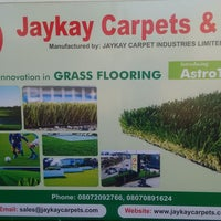 Photo taken at JayKay Group by Ade-Stephen on 10/17/2014