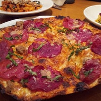 Photo taken at California Pizza Kitchen at Valley Fair by Melvin K. on 3/3/2013