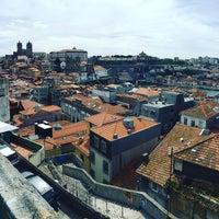Photo taken at Miradouro da Vitoria by Octavian S. on 5/23/2016