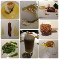 Photo taken at Osteria Francescana by Valerio F. on 9/16/2013
