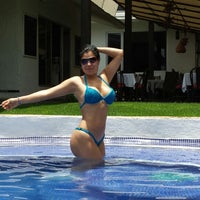 Photo taken at Hotel Villas Fantasy by Eric O. on 6/9/2014