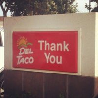 Photo taken at Del Taco by Jaycie S. on 9/17/2012