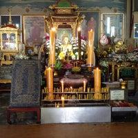 Photo taken at ศาลาหลวงปู่โต๊ะ by B Bow S. on 5/17/2015