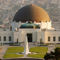 Photo taken at Griffith Observatory by Arjan d. on 4/6/2013