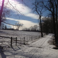 Photo taken at Rockefeller State Park Preserve by T B. on 1/26/2013
