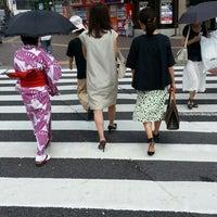 Photo taken at Yotsuya-sanchome Station (M11) by 秋雄 玉. on 8/12/2013