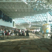 Photo taken at Nashville International Airport (BNA) by Ruth F. on 6/27/2013
