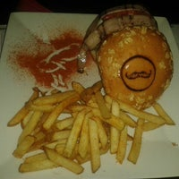 Photo taken at Burger House by Samantha O. on 12/23/2013