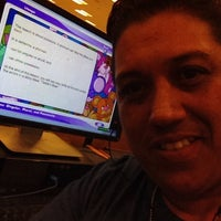 Photo taken at Tamarac Public Library by Luvy N. on 7/16/2014