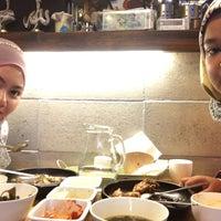 Photo taken at Eid (Korean Muslim Restaurant) by Rozie A. on 1/13/2017