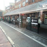 Photo taken at Gloucester Green Bus Station by David T. on 5/17/2013