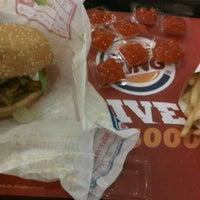 Photo taken at Burger King by Arya K. on 2/9/2013