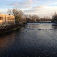 Photo taken at Lansing River Trail by Eric L. on 11/4/2012