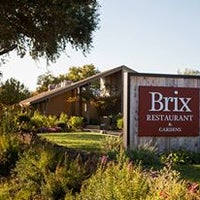 Photo taken at Brix Restaurant and Gardens by Brix Restaurant and Gardens on 12/23/2013