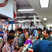 Photo taken at Sahara Ganj Mall by Samyak S. on 3/9/2014