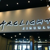 Photo taken at ArcLight Cinemas by Erik V. on 1/5/2013