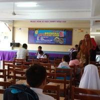 Photo taken at Sekolah Kebangsaan Seri Pristana by Roslan L. on 12/30/2014