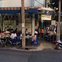 Photo taken at ร้านเจริญไทย by Ben on 1/1/2014