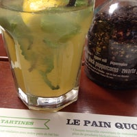Photo taken at Le Pain Quotidien by Carly P. on 7/27/2016