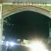 Photo taken at Sibolga Square by Dwi Ajeng P. on 10/8/2012