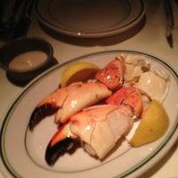 Photo taken at Joe's Seafood, Prime Steak & Stone Crab by Steve S. on 12/8/2012