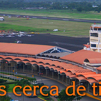 Photo taken at Cibao International Airport (STI) by Aeropuerto Internacional del Cibao on 12/27/2013