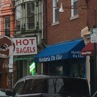 Photo taken at South Street Philly Bagels by Kenneth H. on 12/5/2014