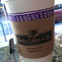 Photo taken at Peet's Coffee & Tea by Brendan P. on 7/19/2013