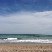 Photo taken at Wrightsville Beach by ACCOUNT R. on 4/5/2014