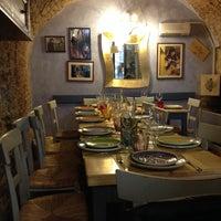 Photo taken at Hosteria Il Carroccio by Christian S. on 1/16/2014