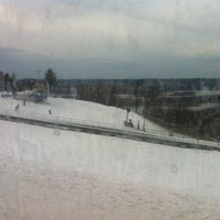 Photo taken at Chestnut Mountain Resort by Alena R. on 12/20/2015