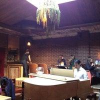 Photo taken at Manhattan Inn by Amalea B. on 11/4/2012