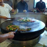 Photo taken at Big Wok Mongolian BBQ by Phil on 12/14/2012