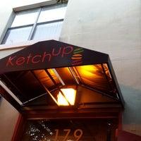 Photo taken at Ketchup Burger Bar by David P. on 6/3/2013